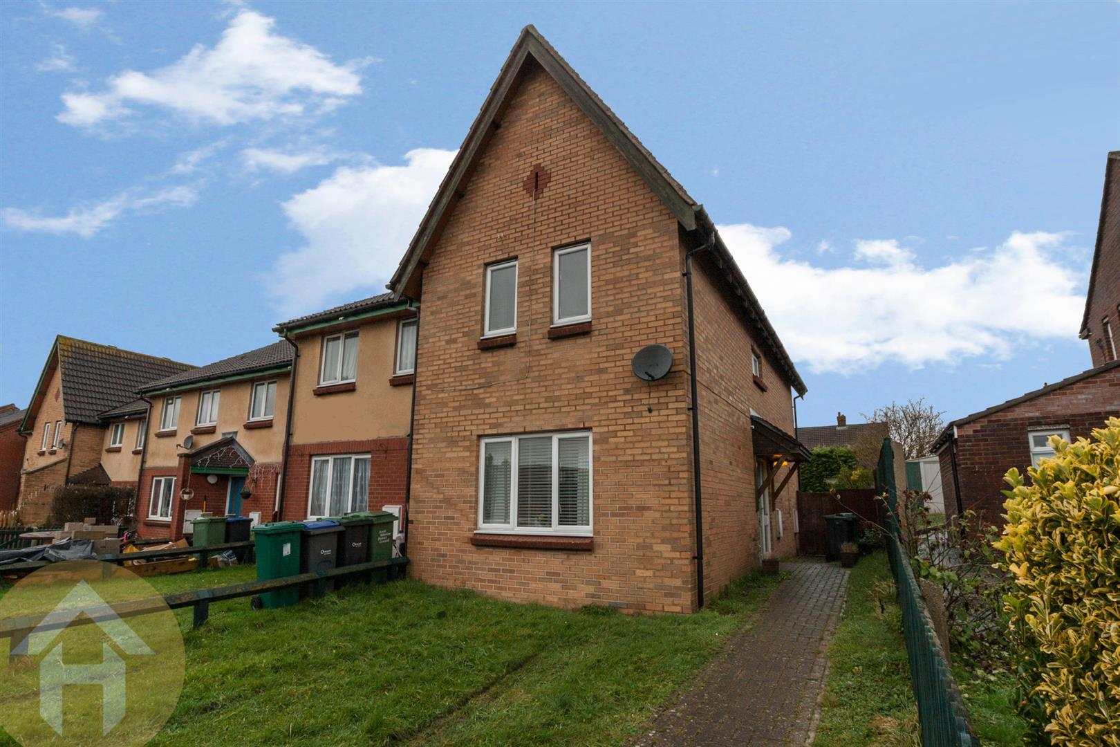 2 Bedrooms End Of Terrace House for sale in Royal Wootton Bassett